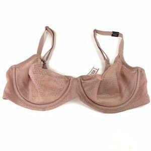 NEW Body Victoria's Secret 32DD Unlined Demi Bra